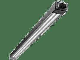 Die Lichtbandsysteme werden wie herkömmliche Leuchtstoffröhren verwendet